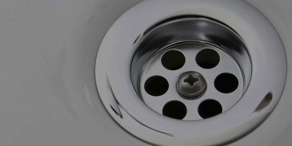 clean sink drain
